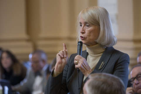 Va. legislator adds her own story to the #MeToo movement