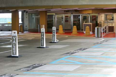 BWI Marshall rolls out 'easy come, easy go' valet parking