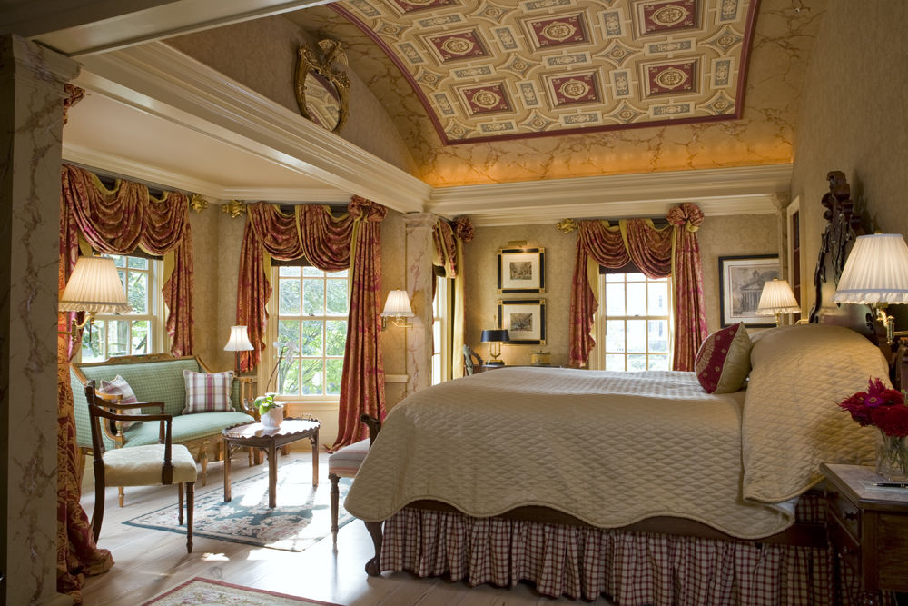 The Inn at Little Washington was ranked second best hotel in Virginia. (Courtesy U.S. News)