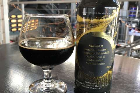 Beer of the Week: Commonwealth Marvoloso Variant 2 Imperial Chocolate Stout