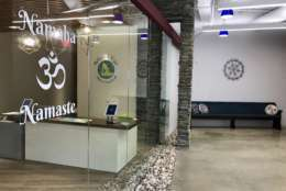 Beloved Yoga opened the largest yoga studio in the DC area in February. (Courtesy Beloved Yoga)