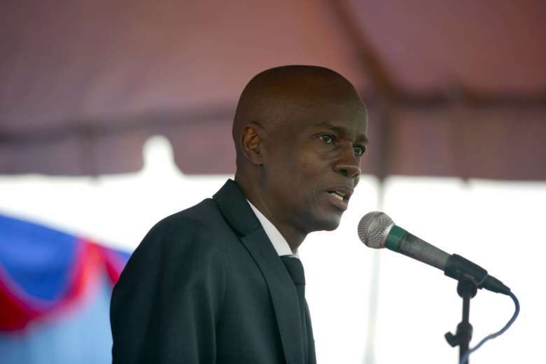 Haiti's president condemns 'violation of human dignity' following Oxfam scandal