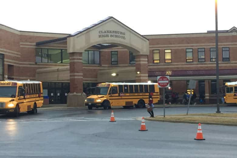 Baltimore County school locked down, student arrested for gun possession