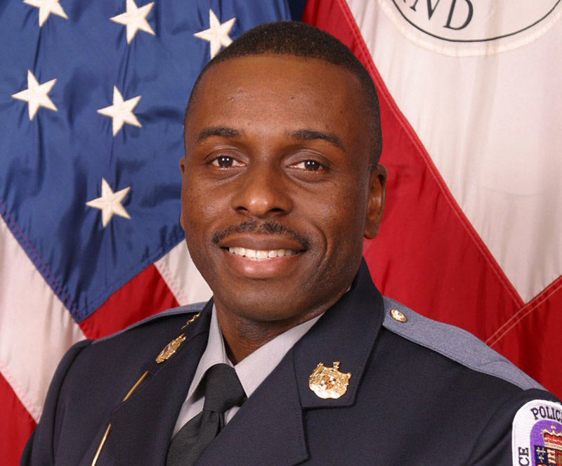 Off duty police officer shot killed in prince george s county wtop - Police officer in california ...
