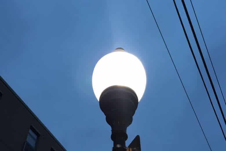 A Street Light In D.C. Some Residents In D.C. Worry That The Districtu0027s  Plans To Modernize Its Street Lights Could Result In The Lights Being Too  Bright And ...