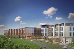 "The developer says VY is a derivative of the word ""very."" (Courtesy VY/Reston Heights)"