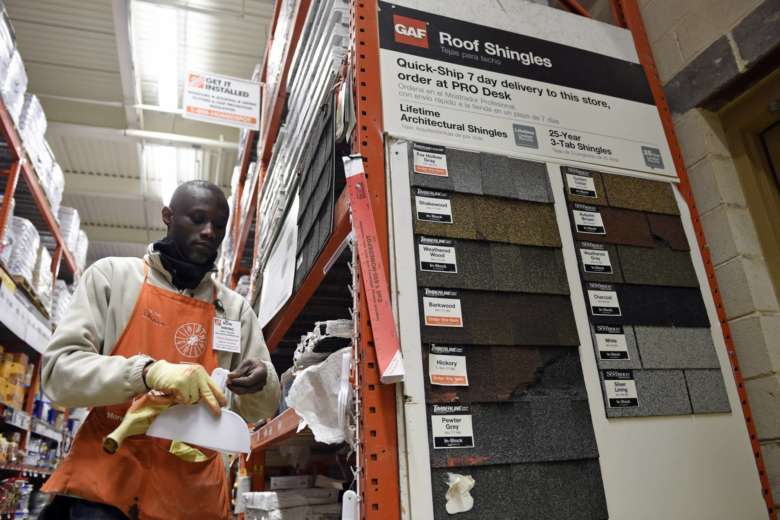 Home Depot 4Q profit rides strong home improvement market WTOP