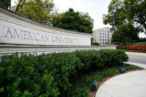 $3 million gift to American U. will support athletics