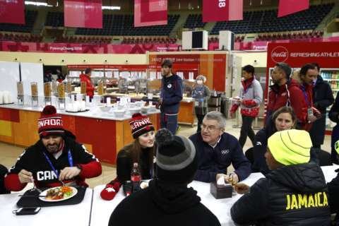 Olympic food: Familiarity and aroma key to fueling champions