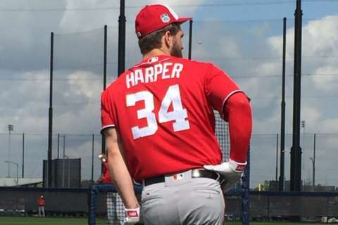 With future uncertain, Harper's focus on here and now