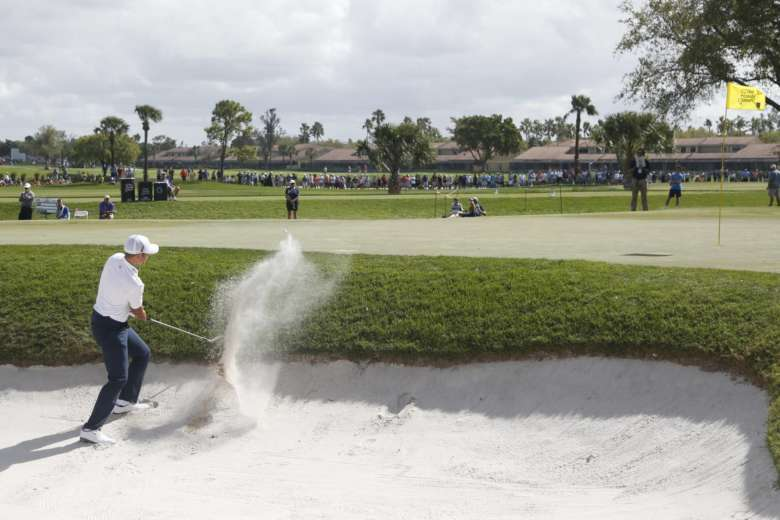 List takes 1 shot lead at honda classic with woods 7 back for Honda classic 2018
