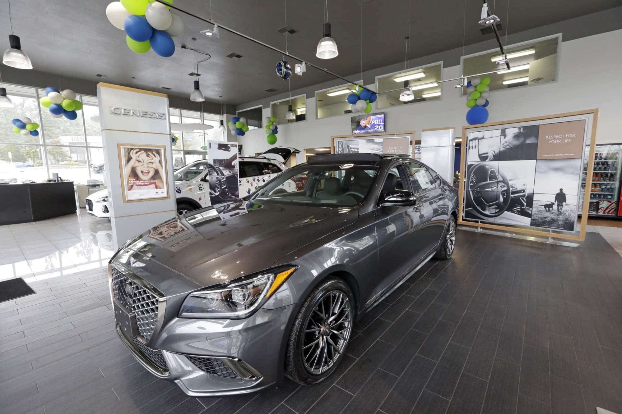 Best Safety Rated Luxury Vehicles Of 2018: Hyundai Luxury Brand, Genesis, Named Best Car Brand By