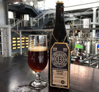 WTOP's Beer of the Week:  Bluejacket Nowhere Lullaby Dark Lager