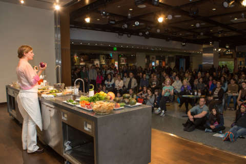 Sharpen your kitchen, history skills at museum's free cooking demos