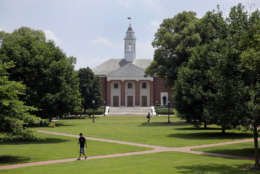 Johns Hopkins University (AP Photo/Patrick Semansky, file)