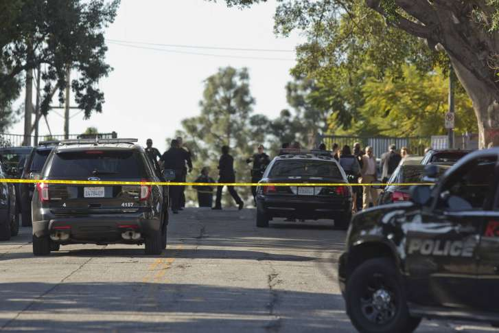 Los Angeles middle school shooting accidental