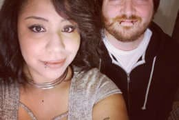 Brittany Young and Josh Landry of Richmond, Va., said that the Lovings ordeal still resonates with them as an interracial couple, more than 50 years after the case was decided. (Courtesy Capital News Service)