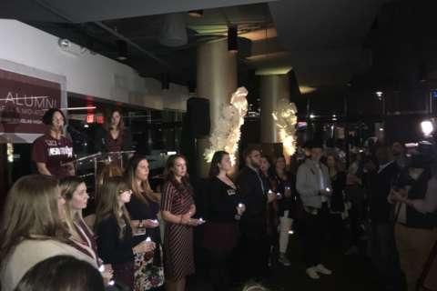 DC-area alumni raise $10K for Fla. school shooting victims