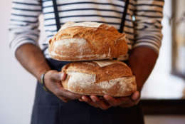 Maison Kayser is known for its bread, which is made using a fermented liquid starter — not yeast. (Courtesy Maison Kayser)