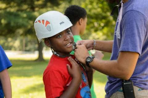Camp Accomplish lives up to its name for campers of differing abilities