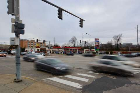 DC's most dangerous intersections revealed