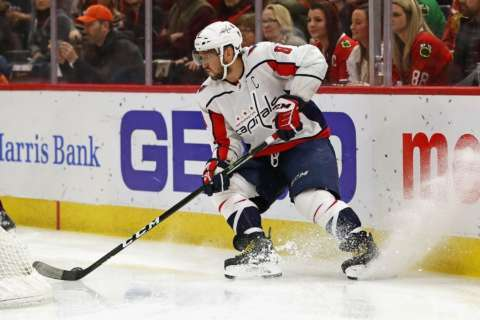 Ovechkin sets Capitals games-played record at 984