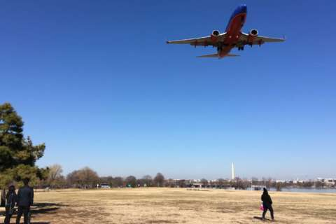 DC residents angry about airplane noise ponder next stop