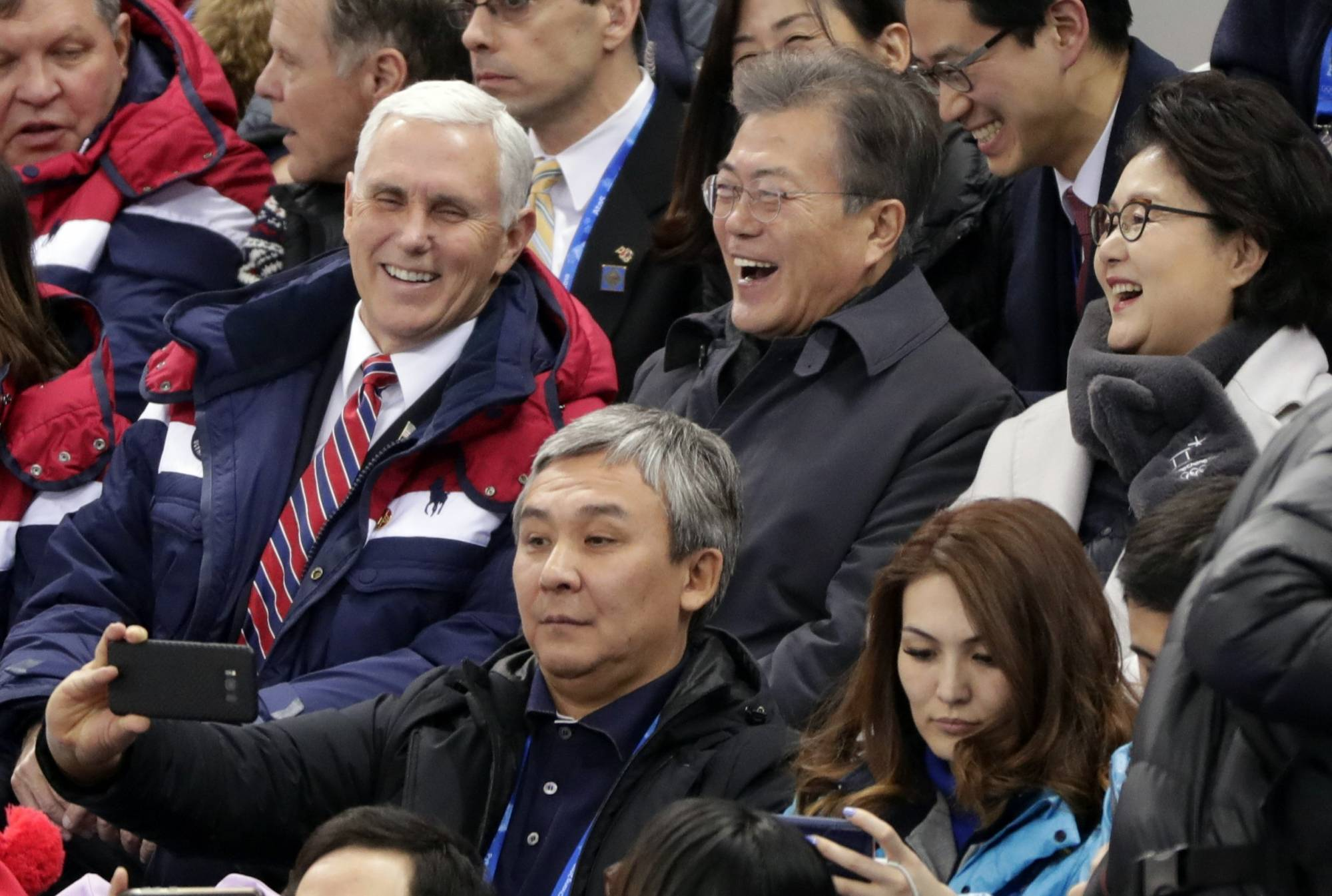 Mike Pence didn't snub North Koreans deliberately, officials say