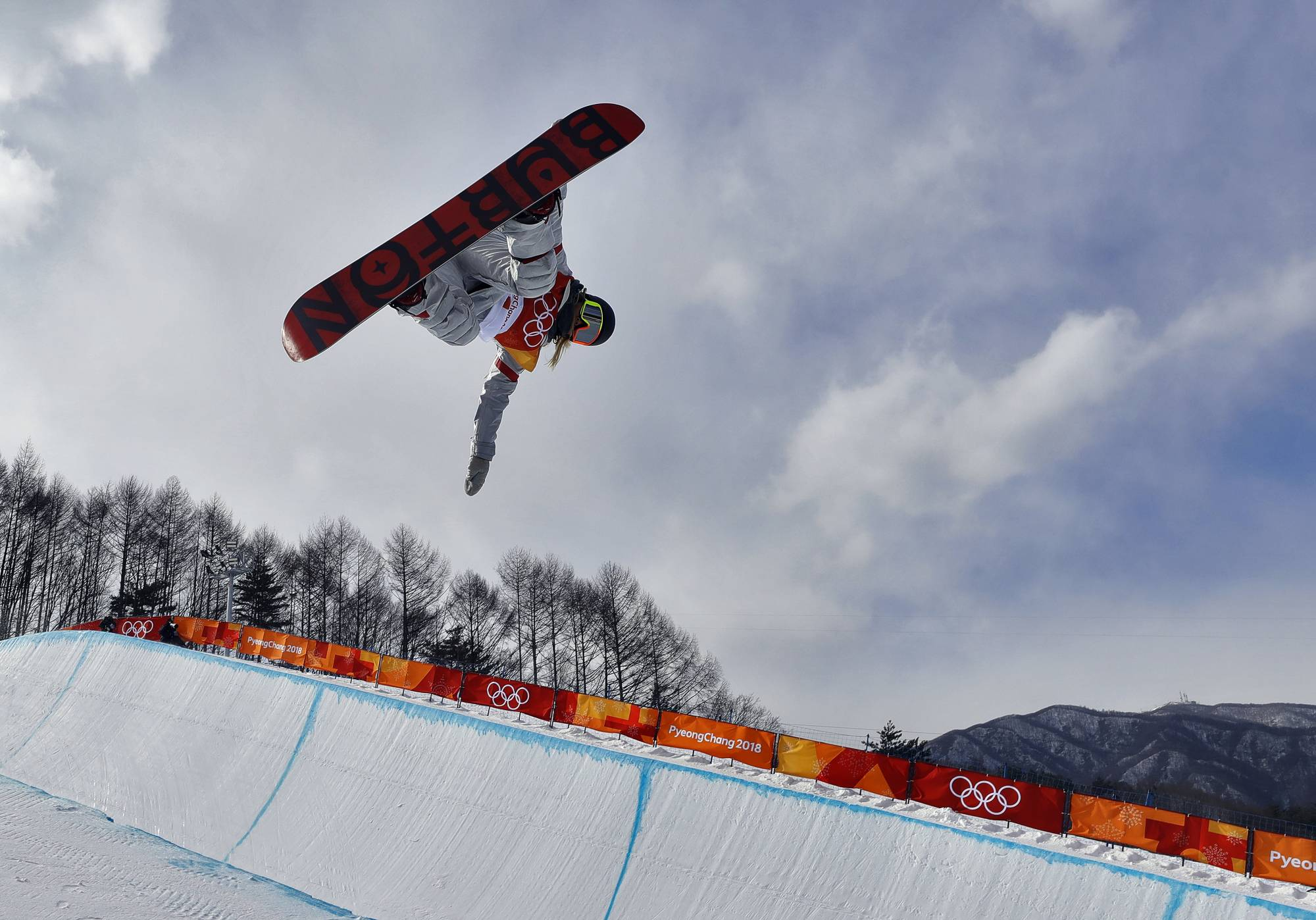 The Latest: First doping case of Winter Games annouced