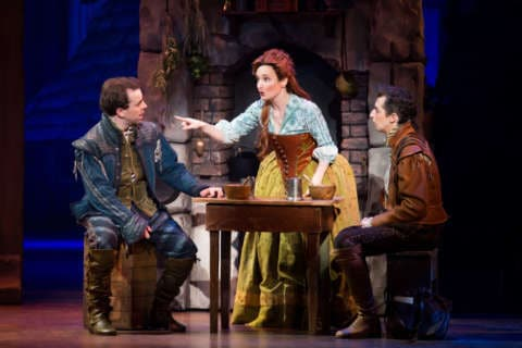 Scramble to the National: 'Something Rotten!' is the funniest show you'll see