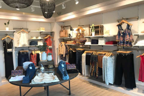 Retailer South Moon Under opens Georgetown store