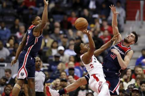 Wizards' expanded 'House of Guards' may be key for stretch run, playoffs
