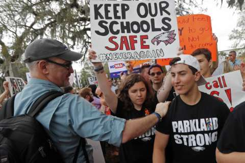 March for Our Lives supporters open homes to out-of-town marchers