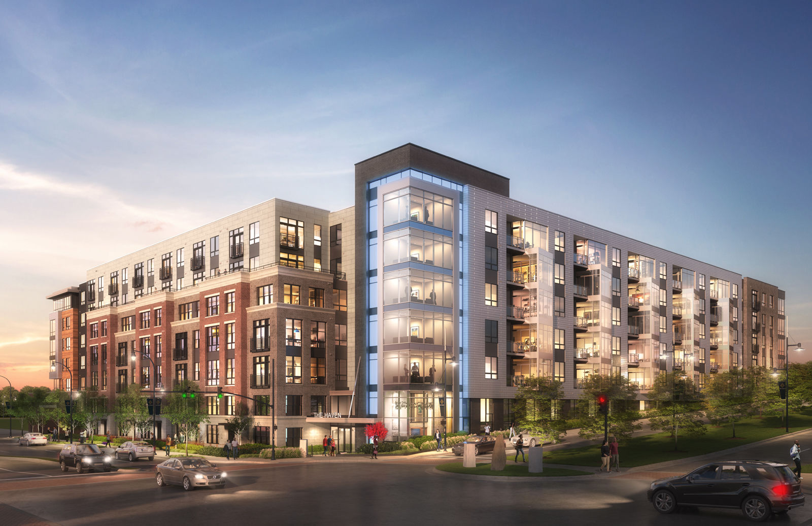 The Peterson Companies is now marketing homes at The Haven at National Harbor, it is the first new condos built at National Harbor in a decade. (Courtesy The Peterson Companies)