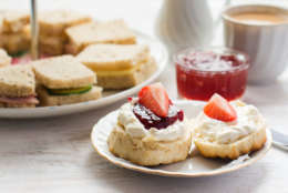 If you're looking for hotels with afternoon tea services worth raising a cup to, here are a few recommendations. (Thinkstock)