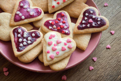 Valentine's ideas, events for kids in DC area