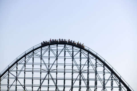 Police: 5 injured in Ocean City roller coaster incident