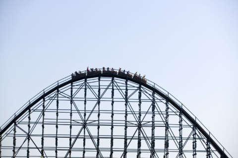Police: 5 injured in Ocean City roller coaster incident