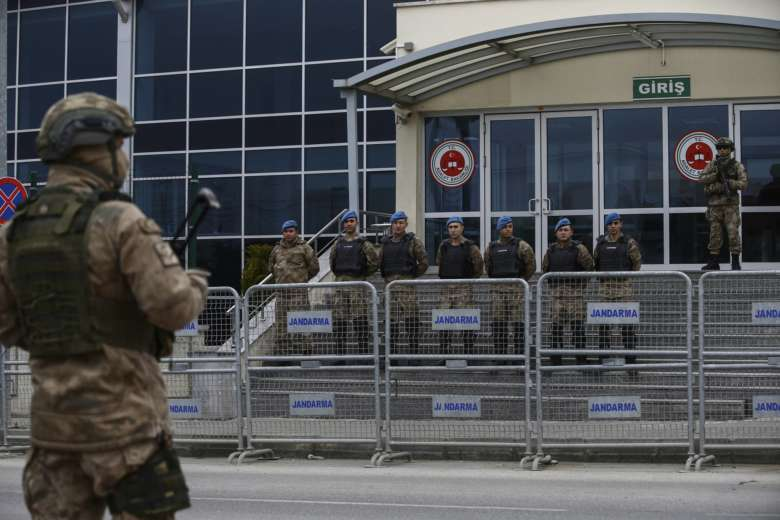Turkey Gives Life Prison Terms To Journalists For Alleged Coup Ties