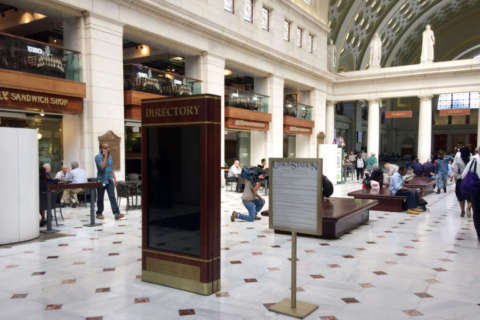 Some Union Station entrances closed Tuesday afternoon