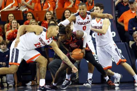 Can Virginia's defense win it a championship?