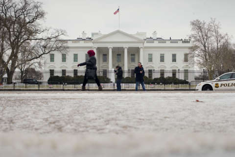 With winter ending next month, snow still a no-show in DC area