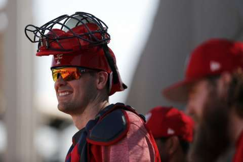 A healthy Wieters hopes for turnaround in second season with Nats