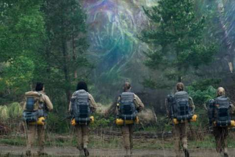Movie Review: 'Annihilation' shines, but all that 'shimmers' is sure to fade