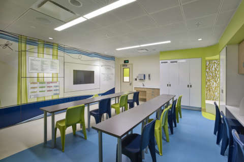 Children's National renovates psychiatry unit, approach to patient care