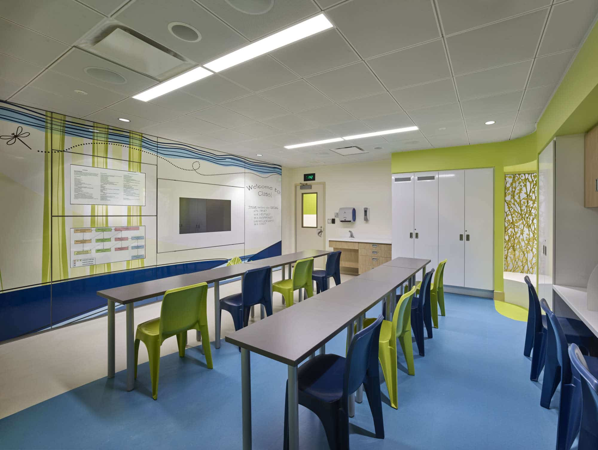 Children S National Renovates Psychiatry Unit Approach To Patient Care Wtop
