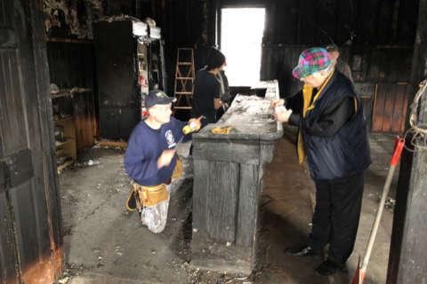GoFundMe page set up to restore Hank Dietle's bar after devastating fire