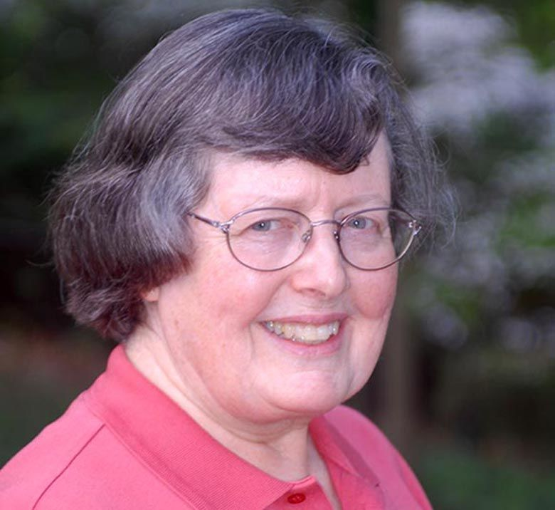 Carrie Johnson, a fixture of Arlington County civic life and a longtime Democratic activist died on Saturday, May 5, 2018, at the age of 77. (Courtesy ARLNow)