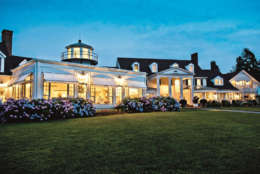 The Inn at Perry Cabin by Belmond was the No. 2 hotel in Maryland. (Courtesy U.S. News)