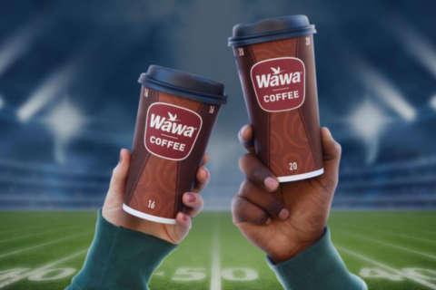 Free Wawa coffee on Super Bowl Sunday